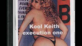 Kool Keith - Execution One - Gorilla Market - Untitled 1