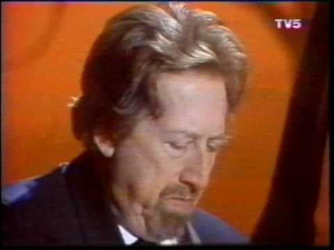 Lazar Berman on French Television 1989