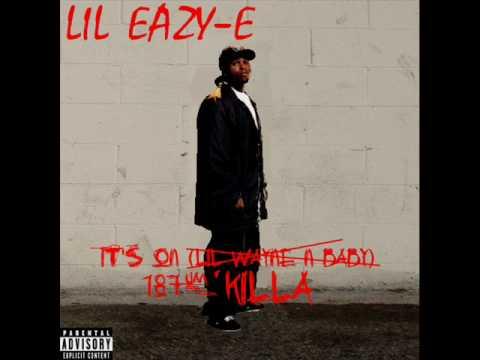 Lil Eazy-E-A Lil Eazier Said Than Dunn