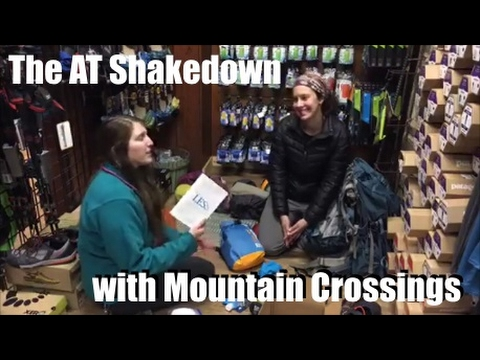 The Appalachian Trail Pack Shakedown
