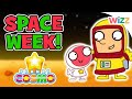 Lagu Planet Cosmo - It's Space Week | Crater Racing
