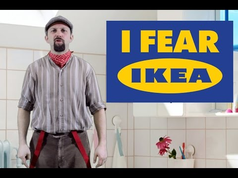 The Lancashire Hotpots - I Fear Ikea (OFFICIAL VIDEO)