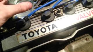 работа мотора 5a f после кап ремонта