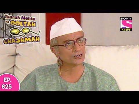 Taarak Mehta Ka Ooltah Chashmah - तारक मेहता - Episode 825 - 27th October, 2017