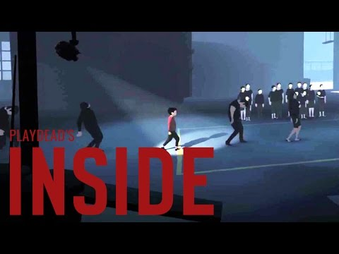 Playdead's Inside Full Walkthrough (Makers of LIMBO) 1080p HD