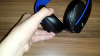 Sony Wireless Stereo Headset 2.0 - Im Test