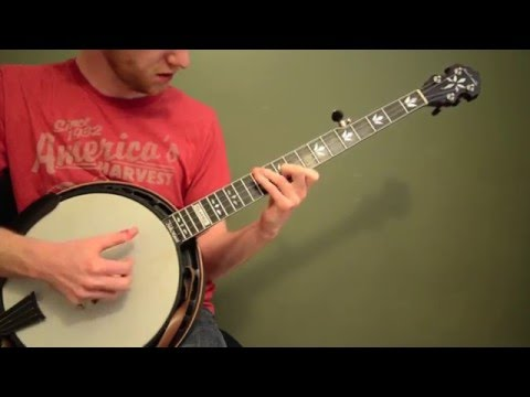 Free Banjo Lesson: Moveable Major Pentatonic Scales
