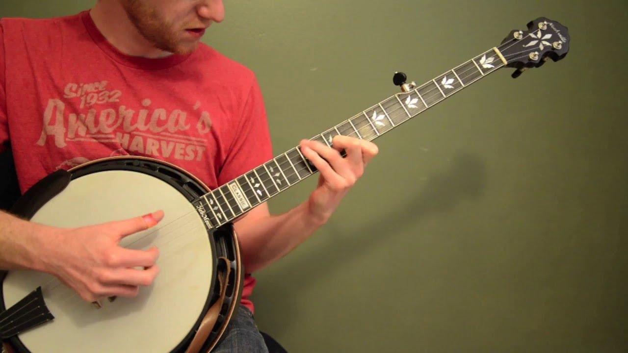 Free Banjo Lesson: Moveable Major Pentatonic Scales