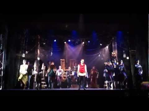 Robin Hood: The Legendary Musical Comedy Preview  
