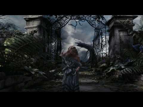 Alice in Wonderland trailers