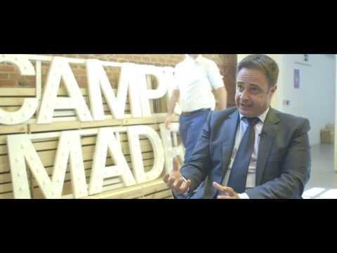 LEGAL HACKATHON MADRID- Entrevista a Ferrán Sala, CEO de VLEX España-