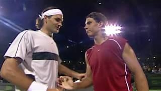 Stories of the Open Era - Roger Federer vs. Rafael Nadal Rivalry