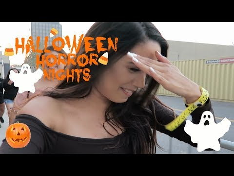 HALLOWEEN HORROR NIGHTS | 2017 | MAZES, SCARE ZONES AND MORE