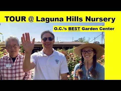 Orange County's BEST Garden Center |  HUGE Selection + KNOWLEDGEABLE Staff + GREAT Quality Plants