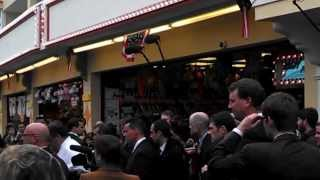 Obama Visits Point Pleasant Beach NJ