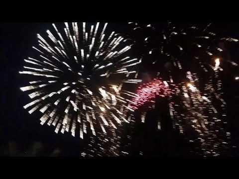Kama kana Alii mall in Kapolei grand opening Saturday night fireworks