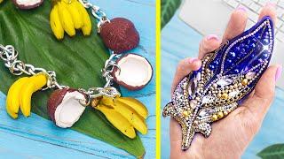Dollar Store Jewelry DIYs