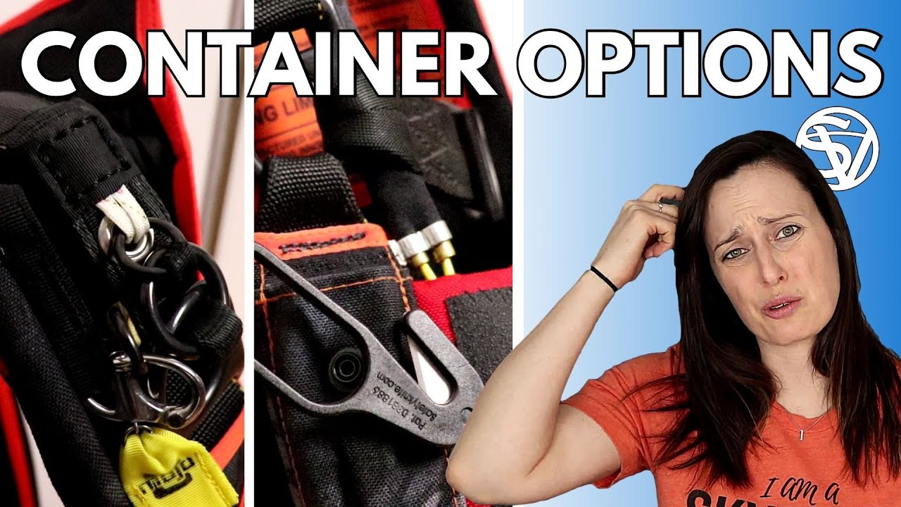 Choose The Best Options for Your NEW Skydiving Container | Skydiving Gear