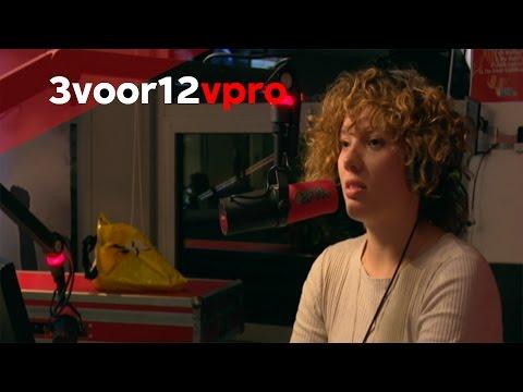 Interview met Amanda Bergman live bij 3voor12 Radio