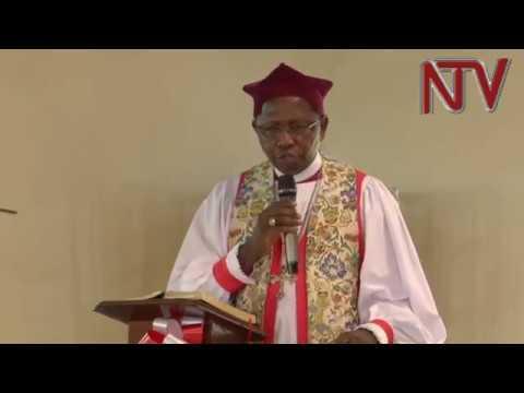 Archbishop Ntagali visits Mulago hospital