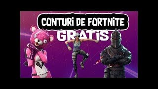 🔴 LIVE! WE GIVE FREE FORTNITE ACCOUNTS!! WE DO PROMOTIONS! COME ON!! #live # brawlstars #promovari 🔴