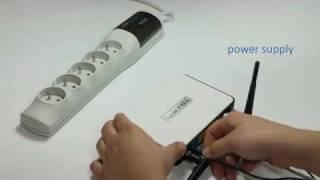 Домашна 3G мрежа за 5 минути - TP-Link TL-MR3420