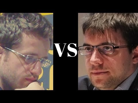 Mega-exciting Chess game: Levon Aronian's must win game vs Maxime Vachier-Lagrave :World Cup (2017),
