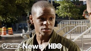 Inmates Are Left Waiting After Harvey Flooded A Houston Courthouse (HBO)