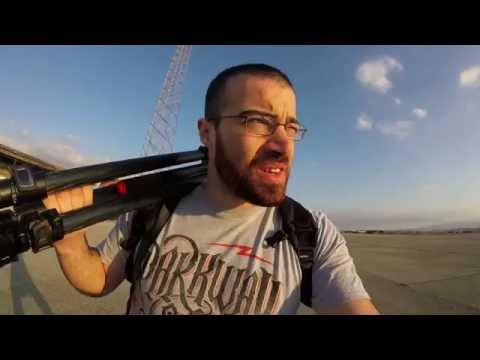 Photoventure 5 - Exploring the abandoned Nicosia International Airport