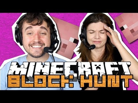 Veja o video – SOMOS PORCOS!!! – Minecraft: Block Hunt