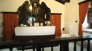 Historica Capilla de la Fortaleza de Santa Teresa