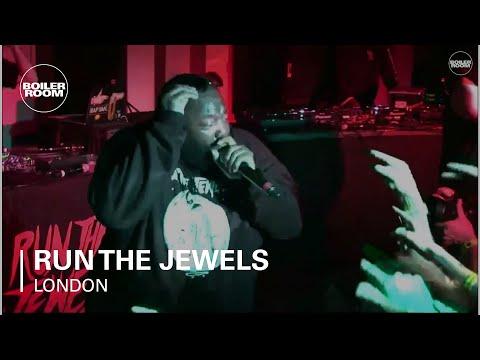 Run The Jewels Converse Rubber Tracks Live x Boiler Room London Live Set