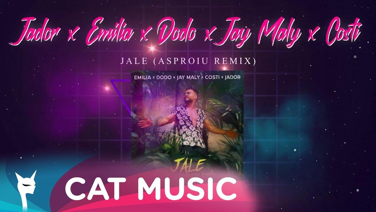Jador x Emilia x Dodo x Jay Maly x Costi - Jale (Asproiu Remix)