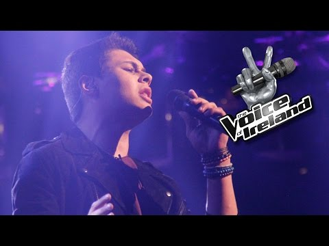Michael Lawson - Say You Love Me - The Voice of Ireland - Quarter-finals - Series 5 Ep15