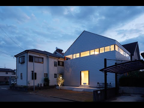 Unique Modern House Design With Indoor Basketball Court - Youtube