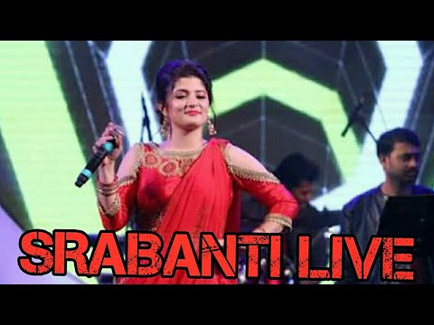 Srabanti Live Dancing & Singing,5th Panihati Utsov