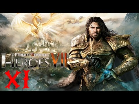 Let's Play Might And Magic Heroes 7 - Ep. 11 -...