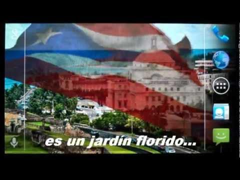 Puerto Rico Flag Live Wallpaper