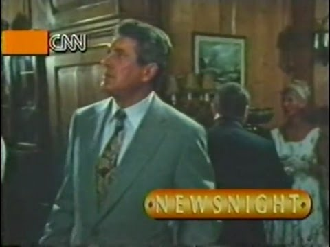 Rock Hudson's death, the turning point of AIDS epidemic(CNN News 1986)