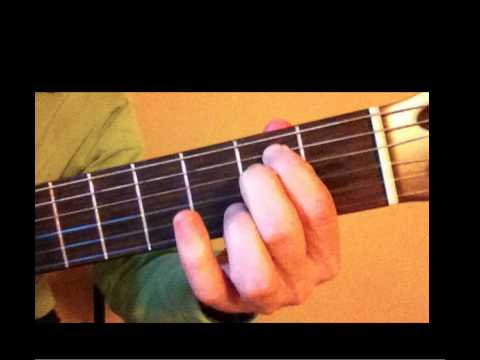 Guitar Lesson 1.4 – Two Chords: Em and CM7 | by Peter Zisa - YouTube