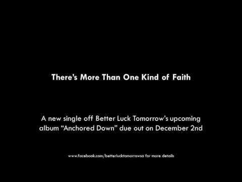 There's More Than One Kind of Faith - Better Luck Tomorrow mp3