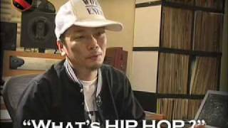 """HIP HOP""は表現方法だと思う official website : http://www.nobodykno..."
