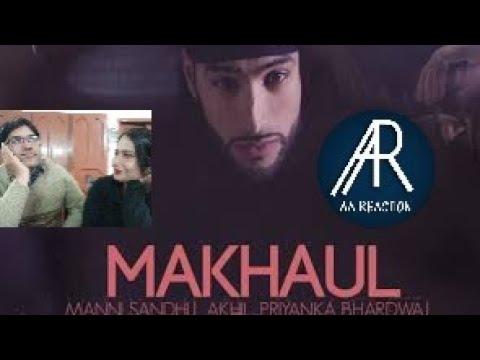 Pakistani React On Makhaul | Akhil | Manni Sandhu |AA Reactions