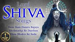 Lord Shiva Hindi Songs | Shiv Bhajans | Shiv Aarti | Somvar Special Bhakti Songs