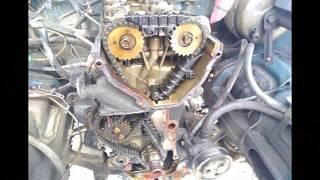 Ремонт двигателя ЗМЗ 406 (часть 1)