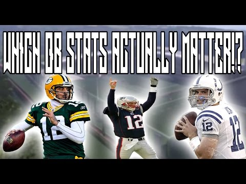 WHICH QB STATS ACTUALLY MATTER!? BREAK DOWN AND ANALYST!!!   WHICH STATS TRULY MATTER IN MUT 17