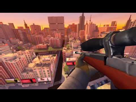 Sniper 3D Assassin:shoot to kill Region 14 (New Madison) All Primary Missions 1-40 Completed