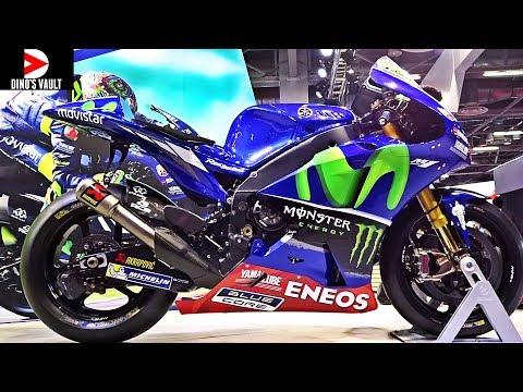 download MotoGP Bikes Yamaha YZR M1 Honda RC213V Suzuki GSX RR Aprilia RS GP Walkaround