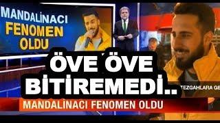 Mandalinacı Veysel Mutlu Beyaz Show'dan sonra Kanal D haberde de haber oldu! Ahmet Hakan.. Video