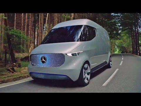 ► Mercedes-Benz Van of the Future